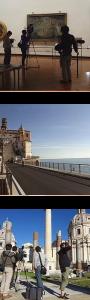 イタリア・日本におけるコーディネート業務全般 〜テレビ・映像・出版・イベント・視察研修〜